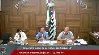 Câmara Municipal de Colina - Audiência Pública Virtual -- 28/05/2020