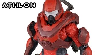 McFarlane Halo 5 ATHLON SPARTAN Figure Review