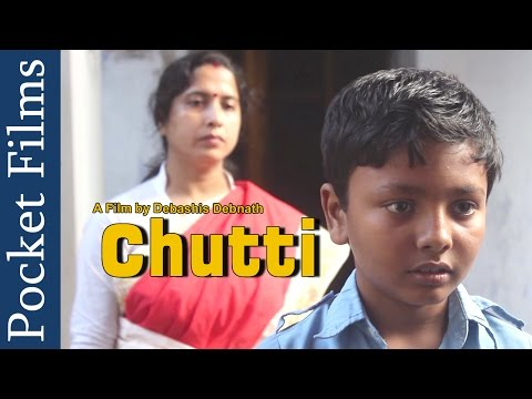 Bengali Short Film – Chutti | Can A Young Kid Survive Hatred? | Pocket Films