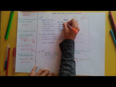 2- FİNANSAL TABLOLAR VE MALİ ANALİZ (Yatay, Dikey ve Trend Analiz)