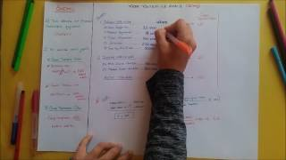 FİNANSAL TABLOLAR VE MALİ ANALİZ-2 (Yatay, Dikey ve Trend Analiz)
