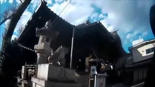 伊勢崎散歩・伊勢崎神社・その2