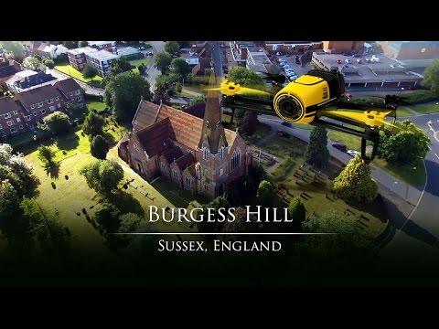Burgess Hill - Drone Flight