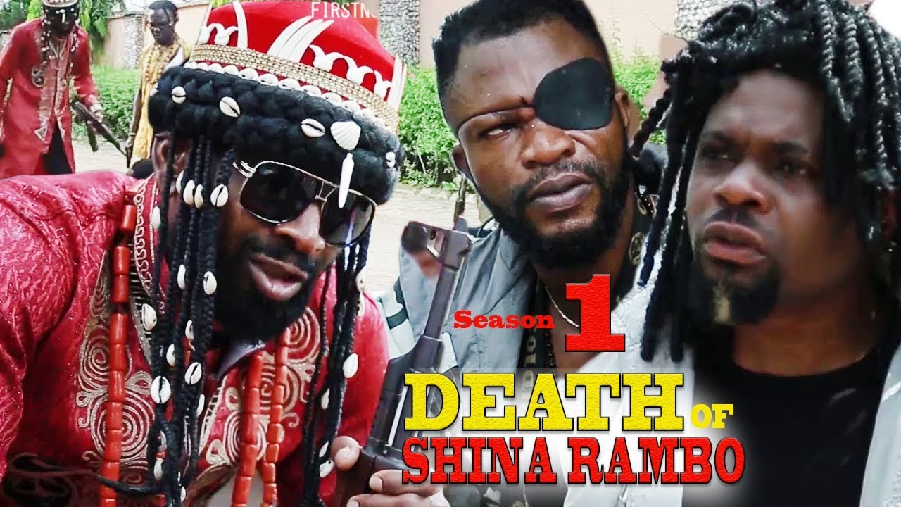 Download DEATH OF SHINA RAMBO part 1 - New Movie Latest Nigerian Nollywood Movie