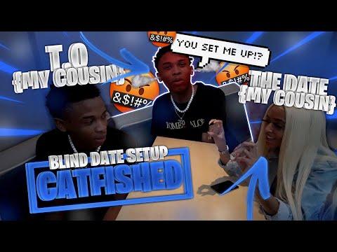 The CRAZIEST Blind Date Prank EVER . . .