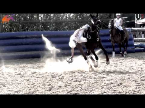 Horse-Ball : The most impressive equestrian sport