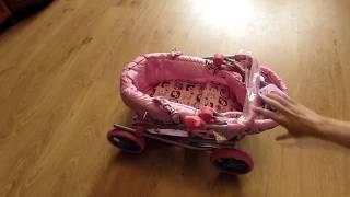 Обзор кукольной коляски
