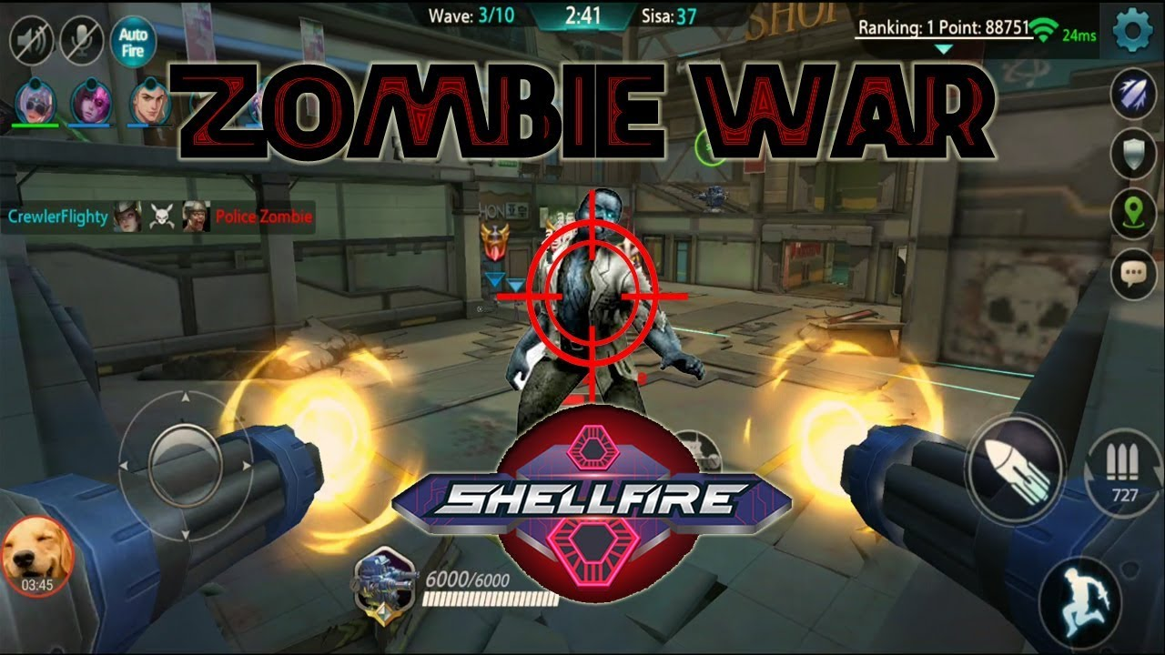 Image result for shellfire zombie