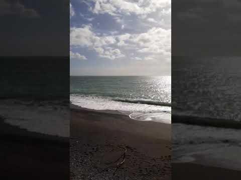 La Spiaggia Di Celle Ligure Il 16 Nov 19