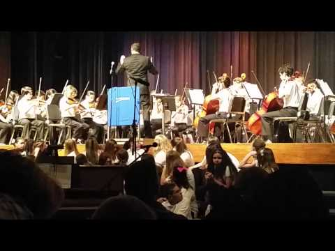 Aragonaise - Maple Point Middle School Orchestra
