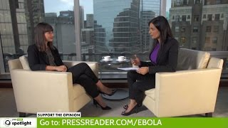 Ebola: Risk to North America Is Very Low