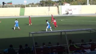 Football Concacaf FIFA U 20 Caribbean Cup Anguilla vs Cayman Islands 2014 by miv.tv curacao