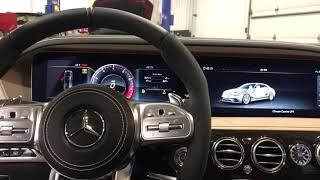 Мерседес S63S AMG