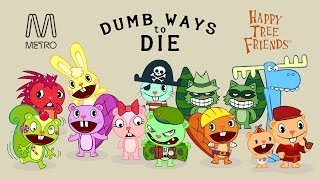 Dumb Ways to Die- Happy Tree Friends