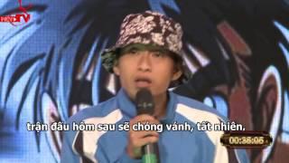 """Bệt Band truyền cảm xúc cho khán giả ngày tái ngộ """"Bạn Có Thực Tài"""" 2015"""