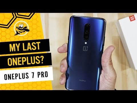 OnePlus 7 Pro Detailed Unboxing and Top Features: Is this my last phone from OnePlus?