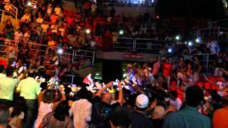 UFC 142 - Rio - Entrada de Vitor Belfort - 14/01/2012