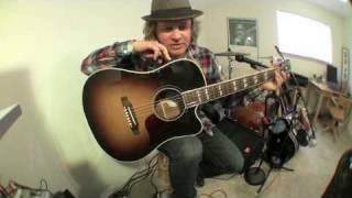 Gibson Hummingbird Guitar Acoustic Guitar Review