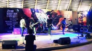 Here We Reign ★ Anaki Rocks The City 2014