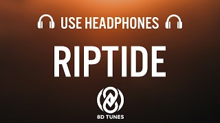 Download Vance Joy - Riptide (8D AUDIO)