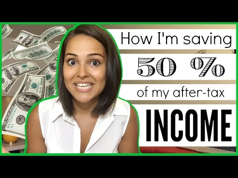 How I Save Half Of My Income (Part 1)