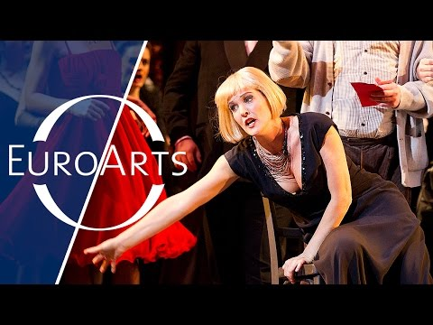 Guiseppe Verdi - La Traviata | with James Rutherford, Marlis Petersen and Giuseppe Varano (HD 1080p)