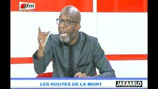 Jakaarlo - Accident de la route: Bouba Ndour très remonté contre les transporteurs...