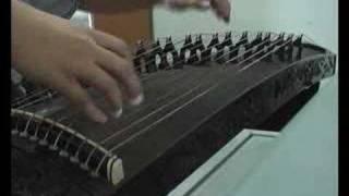 古筝:禅院钟声 Chan Yuan Zhong Sheng