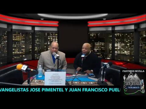 Monte Sinai Radio fm Conquistando a Paterson para CRISTO   2/26/2018