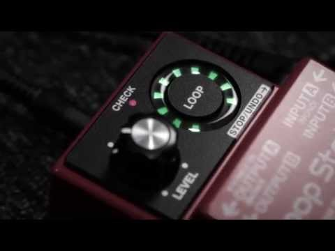 How To Record a Loop with the BOSS RC-1 Loop Station