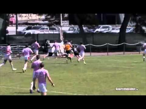 PRP Highlights Round 10 - Olympic Club v Santa Monica