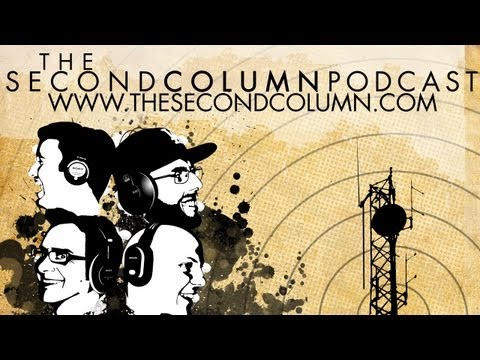 Southern California Christmas - Second Column Podcast Ep. 14