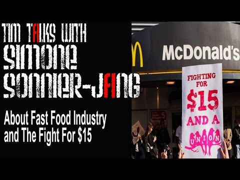 MNOO #18 Fight For $15 with guest Simone Sonnier-Jang