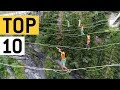 Top 10 Adrenaline Junkies || JukinVideo Top Ten