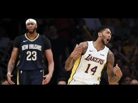 Lakers Trade: Anthony Davis For Brandon Ingram Rumors Are Real Says Brandon Scoop B Robinson