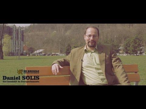 K čemu slouží můj transparentní účet? - Daniel Solis: Váš kandidát do Europarlamentu 2014