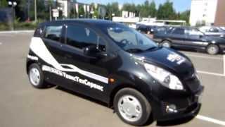 Chevrolet Spark Тест-драйв || Anton Avtoman