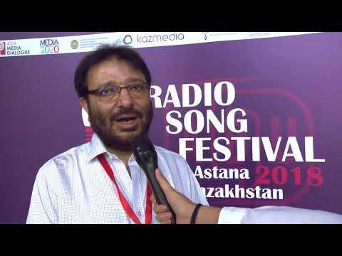 Asia Media Dialogue 2018. Interview Fayyaz Sheheryar