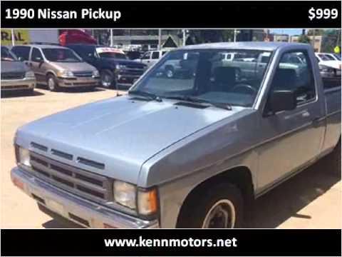 1990 nissan pickup used cars ottawa il youtube for Ken motors ottawa il