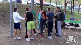 CuBARZ - OUR WAY TO STREET WORKOUT [BOR, SERBIA] HD