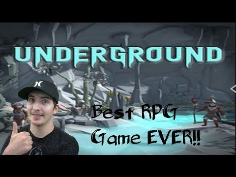 Underground - (Alpha Demo) | RPG Game But Really Fun!!