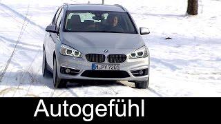 New BMW 2 Series Active Tourer PHEV eDrive BMW 2er 225xe Exterior/Interior neu 2016