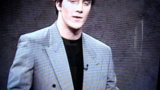 Chistopher Walken (Jay Mohr) selling Skittles!  :0 )