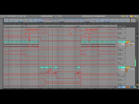 Ableton Live Project Template -  Global Trance (David Gravell - Addicted To )