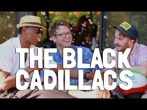 CUZ'S CORNER - THE BLACK CADILLACS (Live...