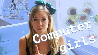 Computer Girls | The Gender Gap in the Industry | Coding Blonde