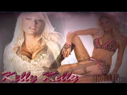 Kelly Kelly Theme - ''Holla'' (V3) (HQ Arena Effects)