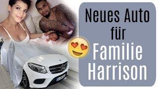 Unser neues Auto ist da ♡ Team Harrison