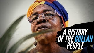 A History Of The Gullah People