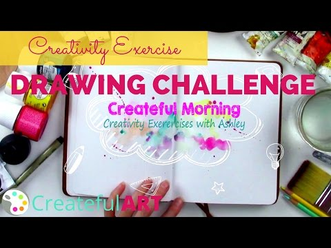 Creativity Exercises – Art Drawing Challenge #1